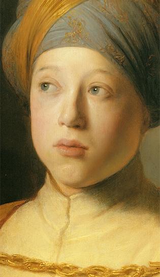 Jan Lievens, Garçon à la cape et au turban