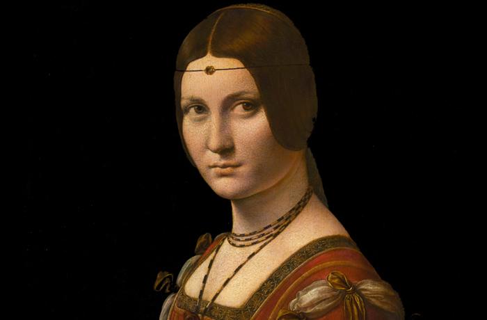 Léonard de Vinci, La Belle Ferronnière
