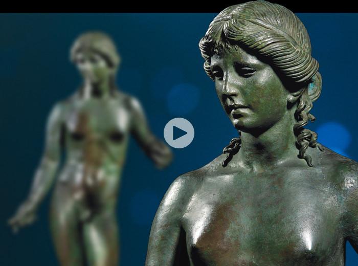Découvrez l'Apollon citharède de Pompéi