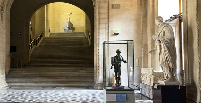 L'Apollon citharède de Pompéi