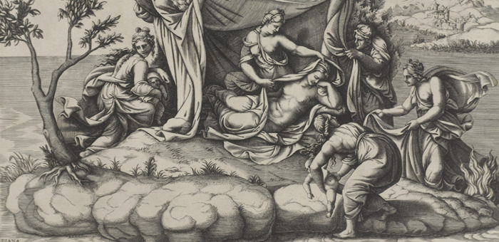 La naissance d'Apollon raconté par Jean-Gérald Castex