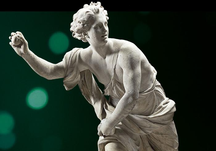 Hippomène de Guillaume I Coustou