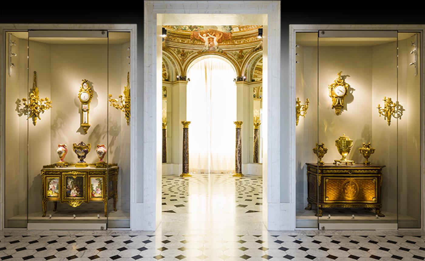 Évadez-vous avec le Louvre